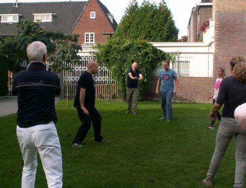 Workshop Taichi/Qigong voor deelnemers met Parkinson