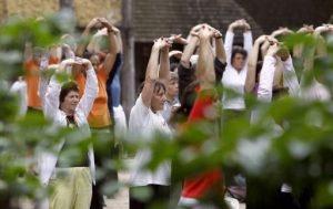 Zhineng Qigong therapie