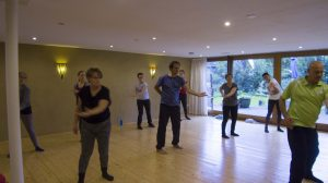 Workshop Rugklachten Tai Chi / Qigong