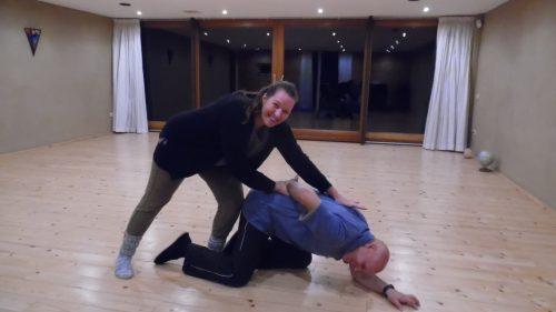 zelfverdediging workshop