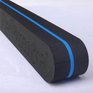 BackMitra Zwart-blauw